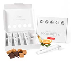 breathtoothpaste Breath Palette Toothpaste Kit