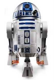 r2d2 Voice Activated R2 D2