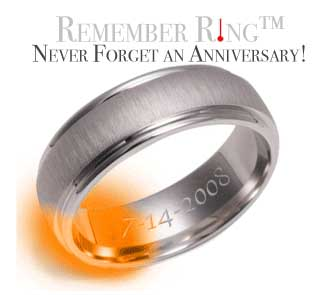rememberring The Remember Ring