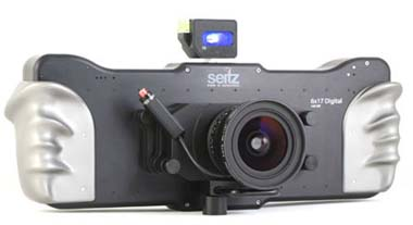 seitz1 160 Million Pixel Digital Camera