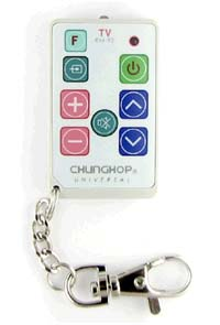 miniremote Mini Universal TV Remote Control With Keychain