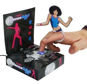 fingerdancemat USB Finger Dance Mat