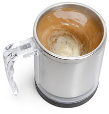 self stirring mug Self Stirring Mug