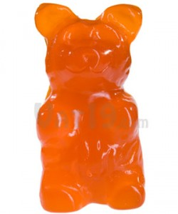 worlds largest gummy bear orange 250x300 Worlds Largest Gummy Bear