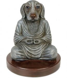dog buddha statue 259x300 Dog Buddha Statue