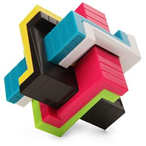 zig zag knot puzzle Zig Zag Knot Puzzle